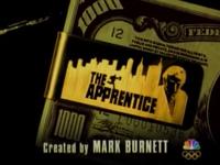 The Apprentice Created by Mark Burnett