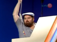 Tom The Puzzle Board Operator with Noose