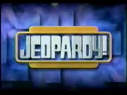 Jeopardy! 2000-2001 season title card screenshot 22