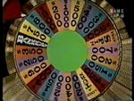 The Wheel of Fortune 1988