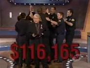 $116,165 Winning Graphic
