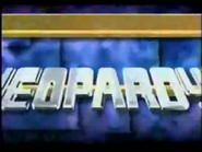 Jeopardy! 2000-2001 season title card screenshot 7