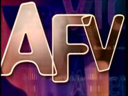 America's Funniest Home Videos Logo 1998 AFV