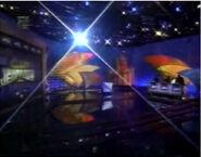 Jeopardy 2001 set