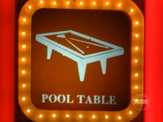 Pool Table Square