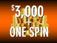 Pyl 2019 present 3 000 one spin space orange by dadillstnator ddailkv-250t