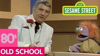 Sesame Street- Family Food with Richard Dawson - -ThrowbackThursday