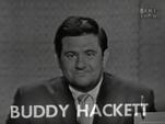 WML Buddy Hackett