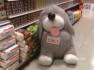 Inflatable Shaggy Dog Bonus