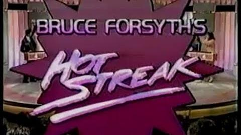 Bruce Forsyth's Hot Streak (06.01.1986) First episode