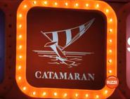 Catamaran Close-Up