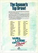 Win Lose or Draw Top Draw '87 ad