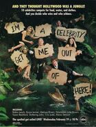 I'm a Celebrity Get Me Out of Here! usa abc print ad 2003