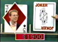 Joker Card in Money Cards '86