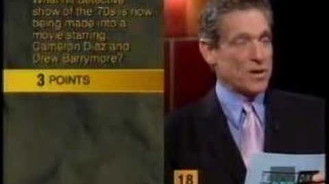 Twenty-One (21) Game Show -- 2000 -- Tie Breaker segment