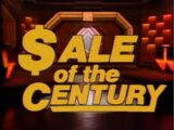 Sale of the Century