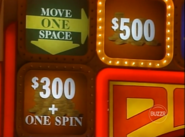 Move One Space to $500
