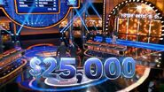 Celebrity Family Feud $25,000 Win!