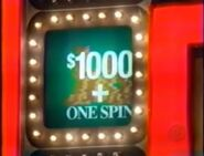 Celebrity PYL $1000+One Spin