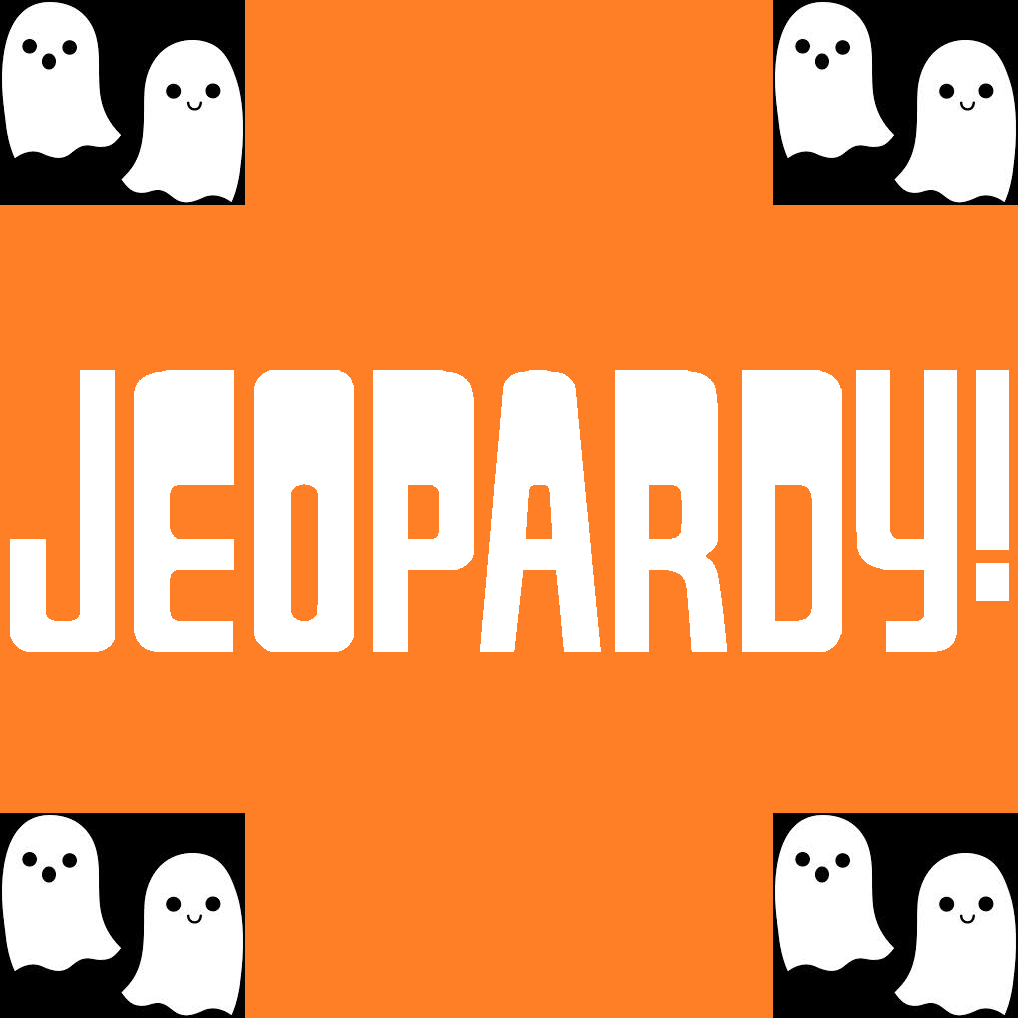 jeopardy logo for halloweenpng