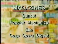SS Magazines List