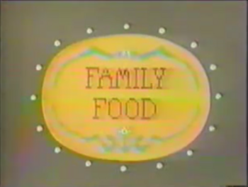 Family Food Sesame Street