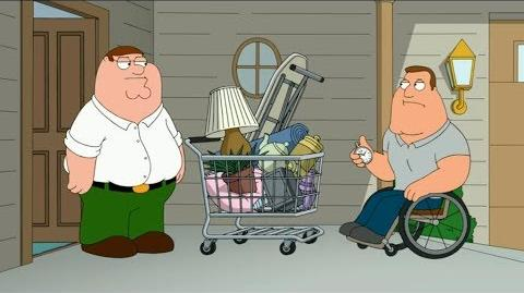Family Guy - Peter's Supermarket Sweep