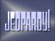Jeopardy! 1985 intertitle