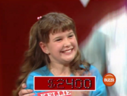 Kellie Martin on Card Sharks