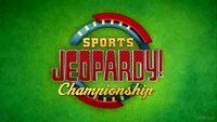 Sports Jeopardy! Championship