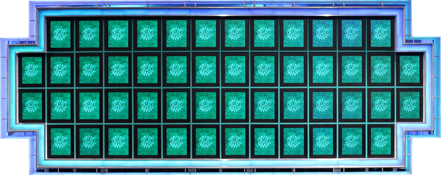 wheel of fortune board template - image game game shows wiki fandom powered