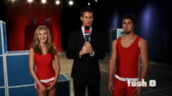 American gladiator contestant pornstar