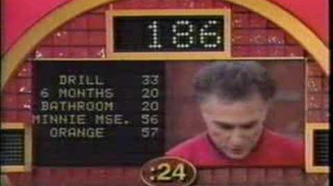 Family Feud '94 - Carol vs