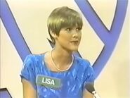 Lisa Stahl on Match Game '89