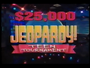 Teen Tournament Logo 1995 & 1996