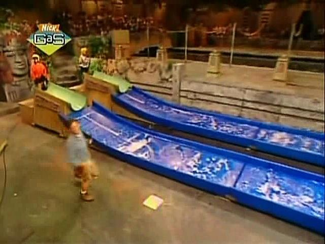 Legends of the Hidden Temple Episode 31 Alexander and the Gordian Knot
