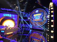 Celeb family feud abc set