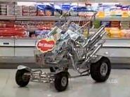 Del Monte Motor Shopping Cart Bonus