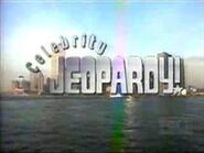 Jeopardy! Season 16 Celebrity Jeopardy! Title Card