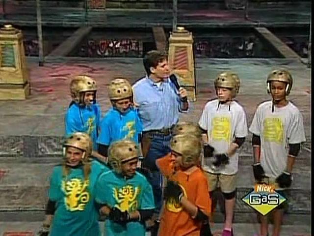 Legends of the Hidden Temple Episode 48 Mush Pot Hat of Johnny Appleseed