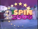 The Big Spin Logo Big Spin 2000