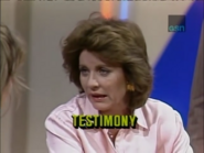 Patty Duke Testimony