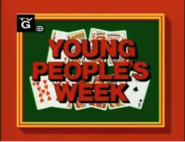 Card Sharks Young People's Week
