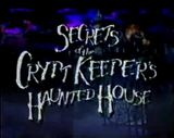 Crypt keeper's house