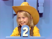 Young Cynthia Nixon on TTTT