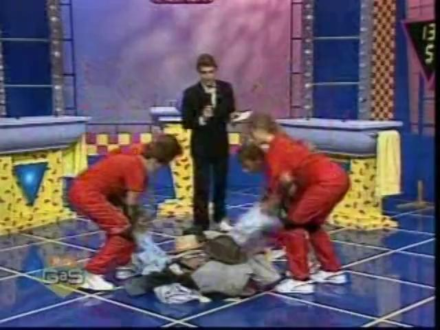 Double Dare Tricksters vs. Mad Hatters