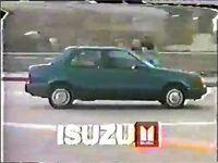 1987 Isuzu Car