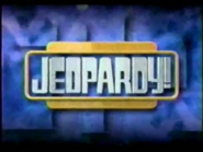 Jeopardy! 2000-2001 season title card screenshot 19