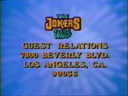 TJW'90 Guest Relations