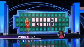 Wheel Of Fortune 1 6 20 Vanna White 7th Day On The Bonus Round & Maggie Sajak Debut Of Letter Turner